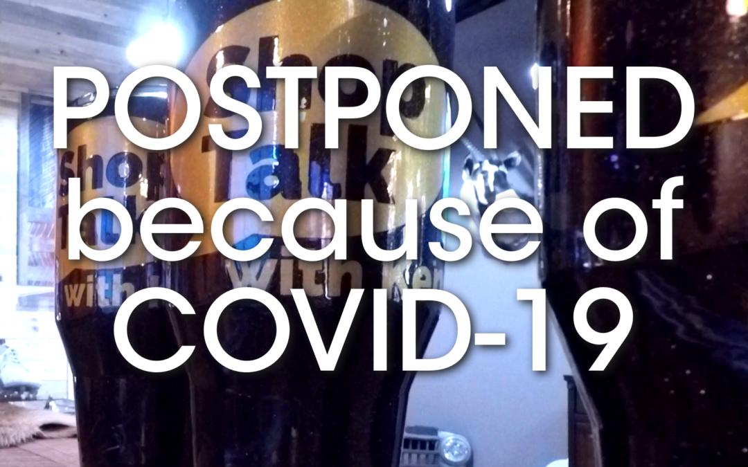 POSTPONED – Shop Talk with Ken Premier
